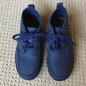 Toms Navy Blue Shoes